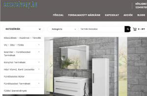eszerelveny.hu webáruház